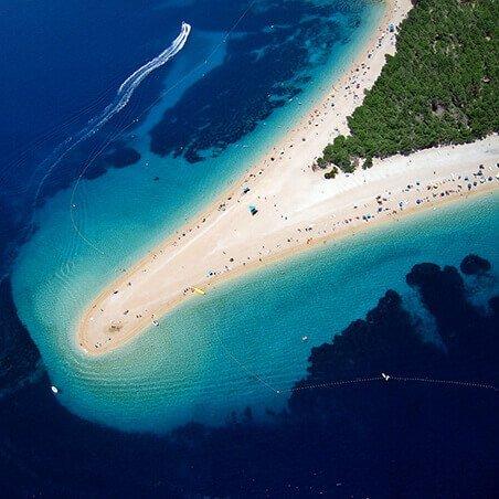 Smještaj Hrvatska