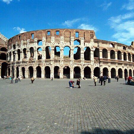 Smještaj Italija