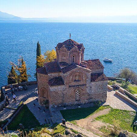 Smještaj Makedonija