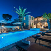 Villa with pool, Sukosan, Zadar, Dalmatia, Croatia, Задар