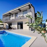 Holiday house with pool Privlaka, Zadar, Dalmatia, Croatia, Задар