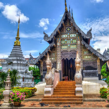 Accommodation in Thaïlande