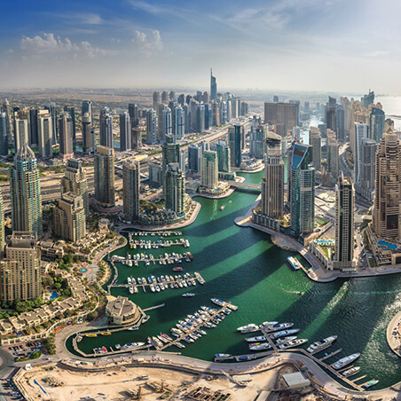 Accommodation in United Arab Emirates